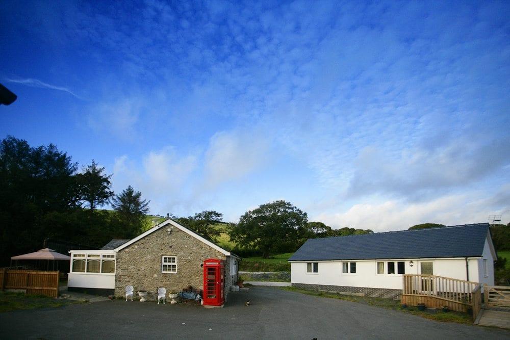 aberystwyth cottages, large group cottage holidays, disabled holidays aberystwyth